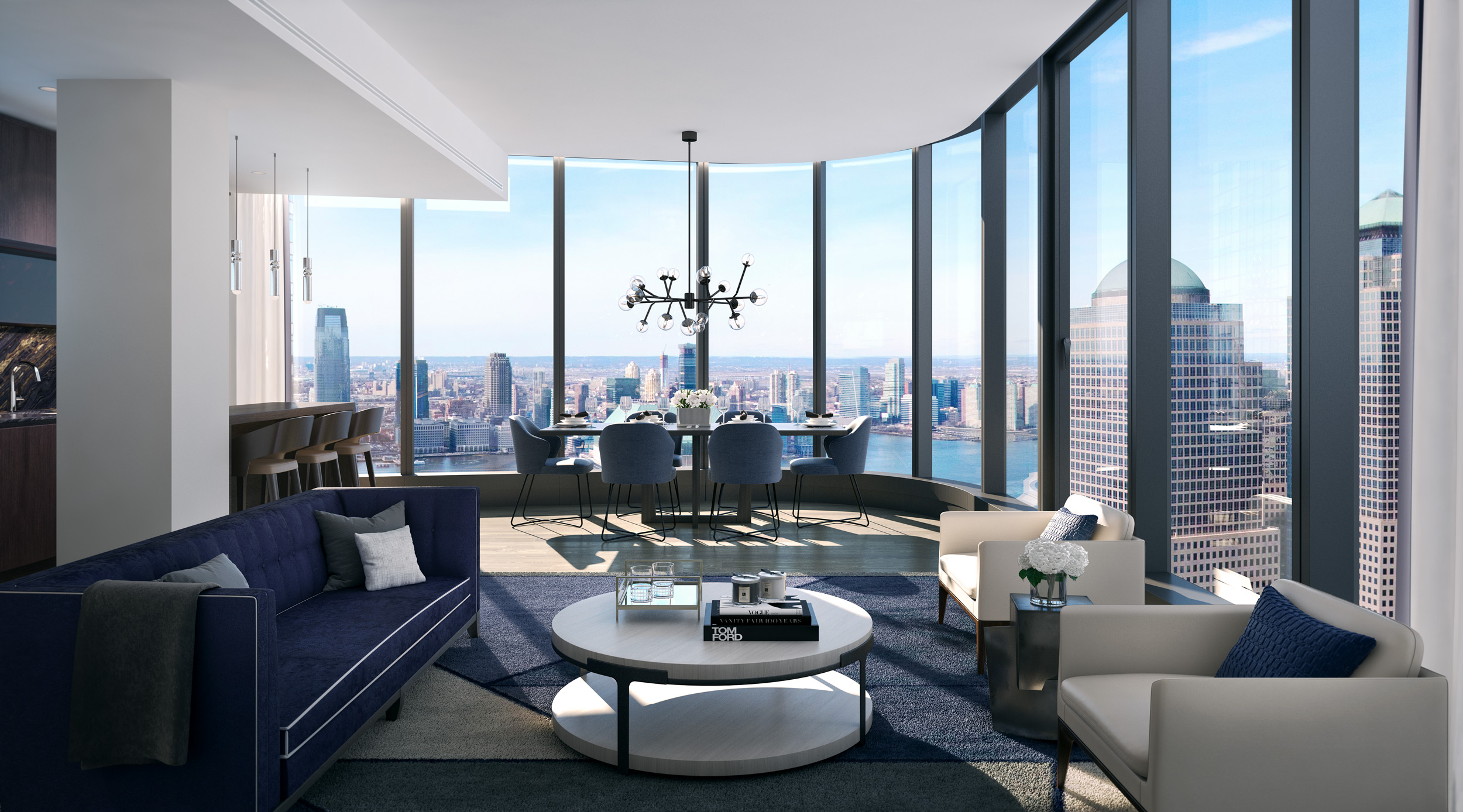 Residences 125 Greenwich St Nyc