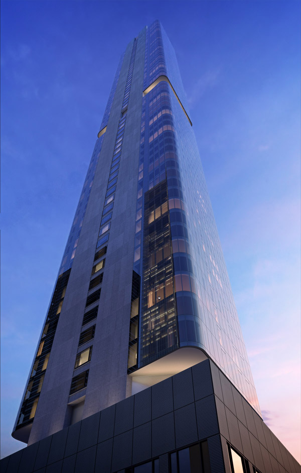 Live In A Masterpiece 125 Greenwich Street